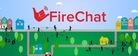 Firechat, el WhatsApp que funciona sin necesidad de conexión WiFi ni datos - elEconomista.es | Open Garden Press Coverage | Scoop.it