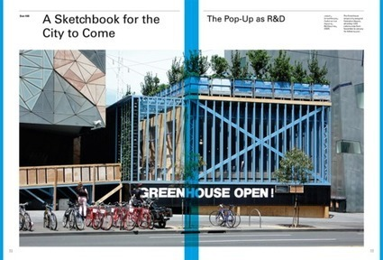 Essay: 'A sketchbook for the city to come: the popup as R&D', for AD 'Popups and Parasols' | Adaptive Cities | Scoop.it