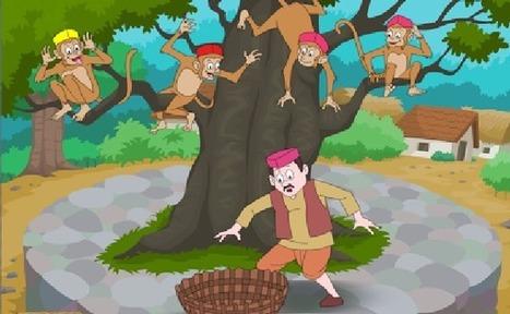 Hat Seller and the New Generation Monkeys - Just Jokin'   JustJok.in   Scoop.it
