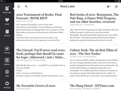The Cure For Instapaper Syndrome Has Been Found! And It's Just A Click Away | iPads in Education Daily | Scoop.it