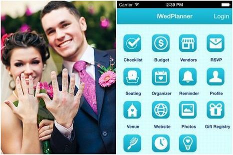 A complete guide for planning your wedding on an iPad app | iWedPlanner | Wedding Planner | Scoop.it