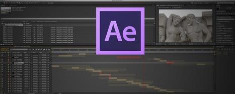 Première Pro CC vers After Effects CC : importer un montage pour la réalisation des effets | After effects | Scoop.it