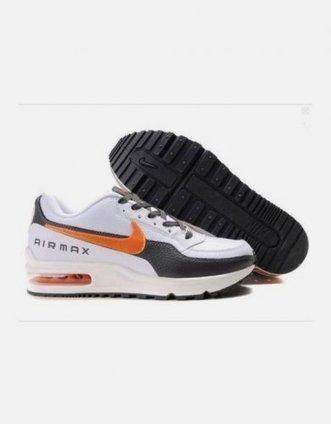 Chaussures Nike Air Max Ltd Hommes Blanc Noir Orange Pas Cher | fashion outlet | Scoop.it