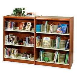 Demco.com - Demco® Liberation™ Wood & Steel Mobile Shelving | School Library: Classroom Climate | Scoop.it