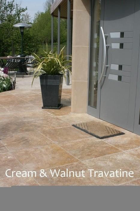 stone paving, Sandstone paving, Indian sandstone, Bristol   Stone Paving   Scoop.it