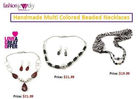 Gift the Handmade trendy fashion jewelry | Fashion Jewelry America | Scoop.it