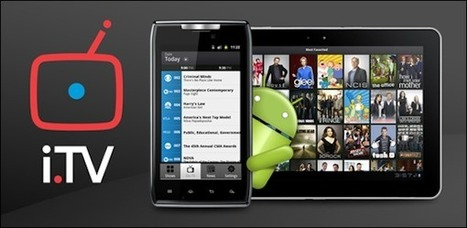 Introducing i.TV for Android (Including Kindle Fire) via @idottv | Social TV is everywhere | Scoop.it