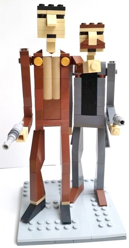 How To Make Your Bookish LEGO Dreams Come True   Young Adult Fiction   Scoop.it