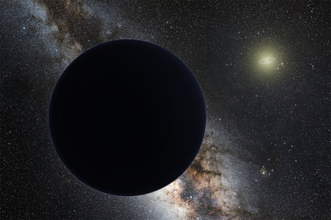 Planet Nine may have tilted entire solar system except the sun | Science, Space, and news from 'out there' | Scoop.it