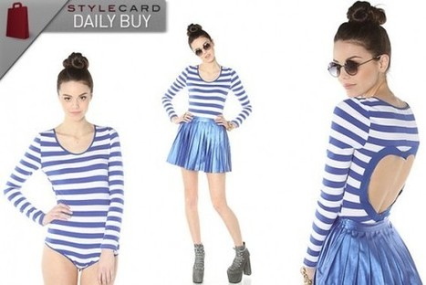 Daily Buy: The Heartless Bodysuit | StyleCard Fashion Portal | StyleCard Fashion | Scoop.it