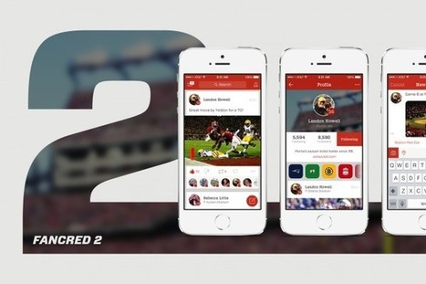 Sports Fans Are Flocking To Fancred 2.0 For iPhone -- AppAdvice | Vertical of the Week: Sports | Scoop.it