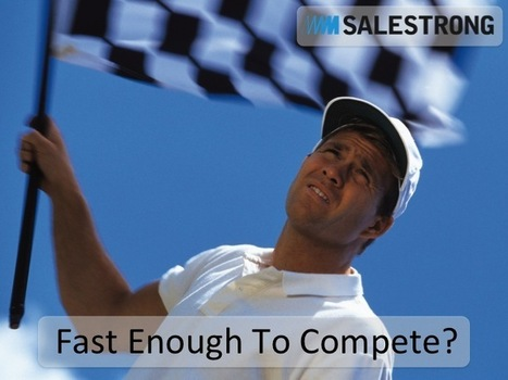 Sales Leads - Responding Fast Enough to Compete? - | sales training | Scoop.it