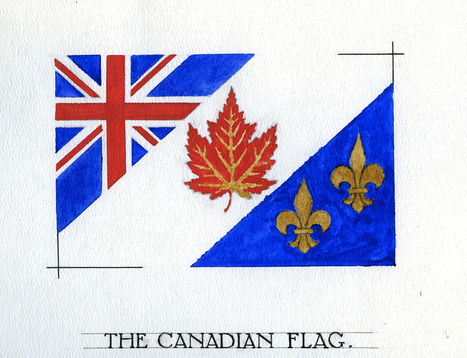 National Flag of Canada Day: A look at the forgotten runners-up to the beloved Maple Leaf | Archivance - Miscellanées | Scoop.it