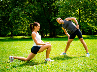 Before You Run: The Dynamic Warm-Up | physical education | Scoop.it
