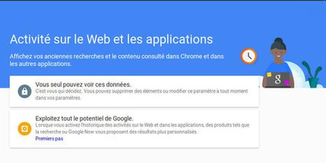 Tout pour régler ses paramètres Google sur Android | netnavig | Scoop.it