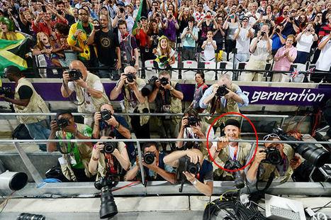 Winning 200m Olympics through Bolt's eyes | Bolt and London 2012 | Scoop.it