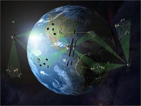Google voudrait distribuer internet avec 180 satellites   Geek or not ?   Scoop.it