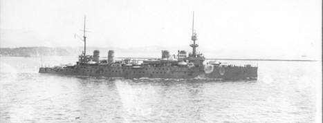 Un croiseur français coulé par un sous-marin autrichien : le « Léon Gambetta » | Nos Racines | Scoop.it