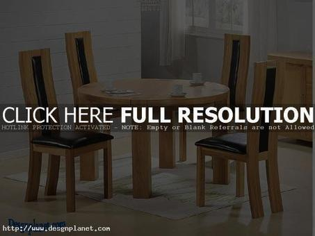 Usefulness of the Round Dining Table - Home Decorations | Travel and Tour | Scoop.it