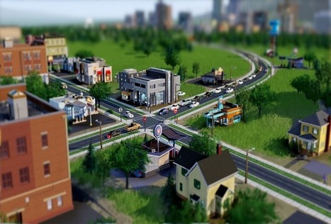 SimCity, un outil de modélisation urbaine ? « InternetActu.net | Animer la ville | Scoop.it