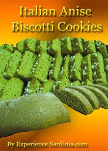 Italian Biscotti Recipes - Favorite Italian Biscuits | Sardinia Italy Sardegna | Scoop.it