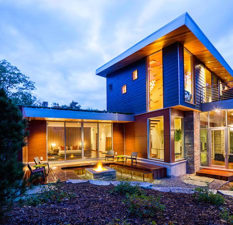 A Dream Home From Lake Michigan   Nimvo - Interior Design ...   Blogs   Scoop.it