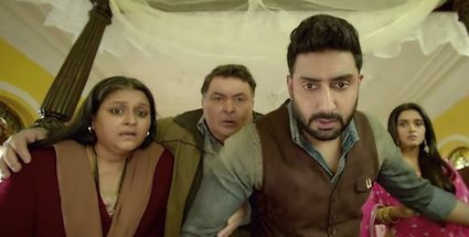 Watch All Is Well Official Theatrical Trailer Abhishek Bachchan | Bollywood Box Office | Scoop.it