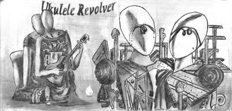 Danilo Vignola e Giò Didonna: continua l'Ukulele Revolver Tour | concerti italia | Scoop.it
