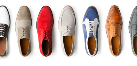 The Left Shoe Company Blends Tradition and Technology for Custom Bespoke Shoes   men fashion shoes   Scoop.it