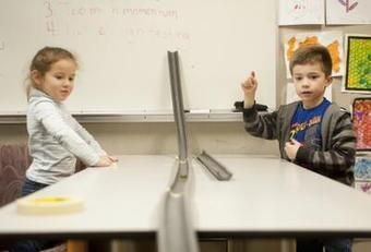 Libraries help kids explore science - The Spokesman Review | Library Gems for All Ages | Scoop.it