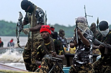 Militants Give Oil Firms 2-Week Ultimatum To Vacate Niger Delta - Oil and Gas News | Maritime security | Scoop.it