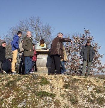 Le Cercle quercynois en visite à l'Impernal   Vallée du Lot et du Vignoble   Scoop.it