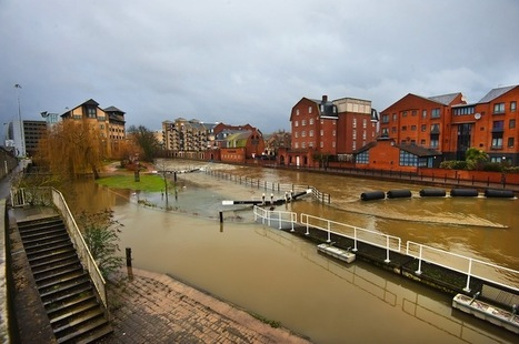 Is Climate Change to Blame for UK's Floods? | Evolution of societies and politics | Scoop.it