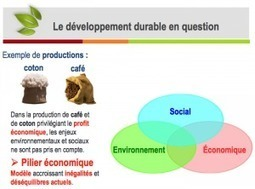 Développement durable: un diaporama pour l'expliquer | French learning - le Français dans tous ses états | Scoop.it