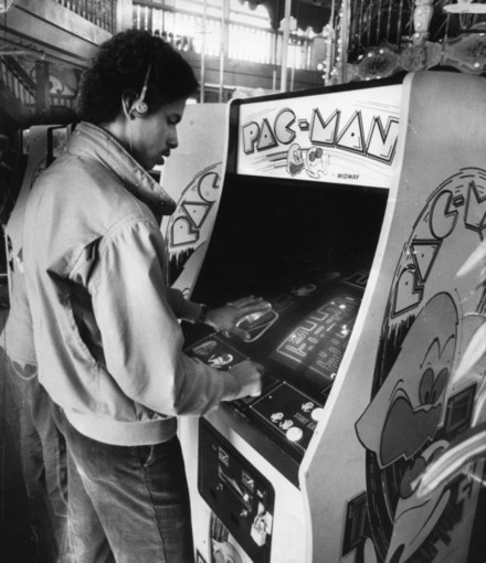 Pac-Man fever! Arcade photos from the 1970s and 1980s - San Francisco Chronicle (blog) | 1980s | Scoop.it