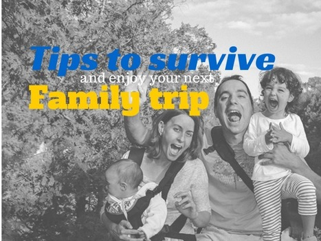 Tips to survive (and enjoy) your next family trip | Travel Croatia Like a Local | Scoop.it