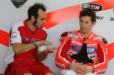 MotoGP news: Nicky Hayden undergoes wrist operation | Ductalk Ducati News | Scoop.it