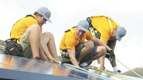 Solar industry construction spending in Hawaii takes deep dive - Pacific Business News | ❀ hawaiibuzz ❀ | Scoop.it