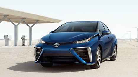 Toyota On Mirai Vs. Tesla: Battery Electric Vehicles Have 'Fundamental' Physics Problem | Electric Vehicles | Scoop.it