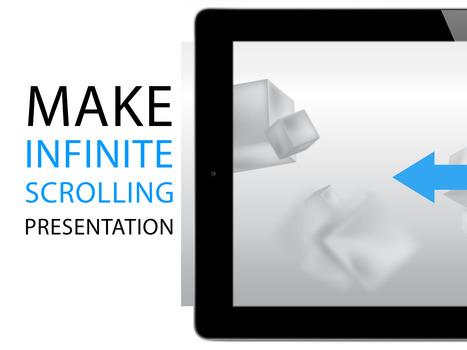 SCROLLSHOW: REINFORCE YOUR PRESENTATION | Presentation Scrollshow | Scoop.it