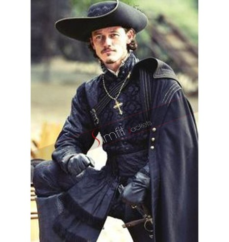 The Three Musketeers Luke Evans  Costume | Replica Movies Leather Jackets | Scoop.it