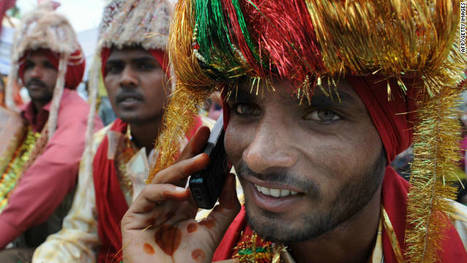 Mobile phone: Weapon against global poverty - CNN.com | World of Social Media | Scoop.it