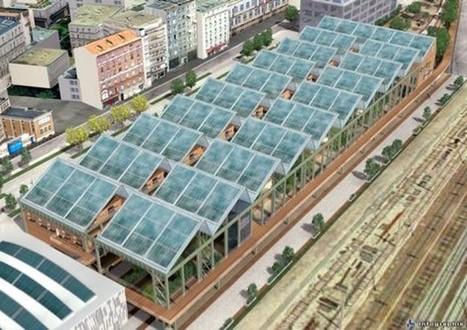 Paris : la plus grande centrale solaire inaugurée par Delanoë | Innovation dans l'Immobilier, le BTP, la Ville, le Cadre de vie, l'Environnement... | Scoop.it