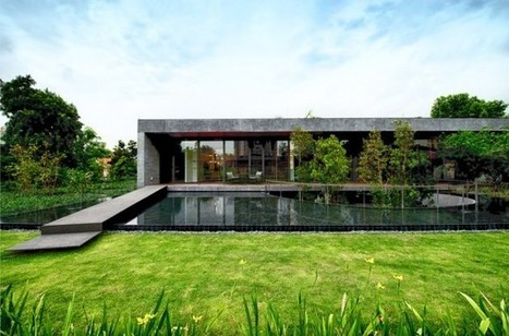 The Wall House by FARM | Arquitectura: Unifamiliars | Scoop.it