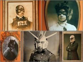 Super-héros : leurs albums de famille vintage par les Marvellini ... | Vade RETROGames sans tanasse! | Scoop.it