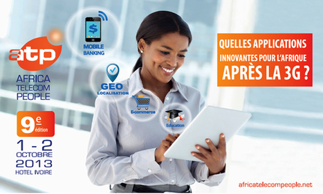 Africa Telecom People : l'édition 2013 à Abidjan - TechMissuS | Africa & Technologies | Scoop.it