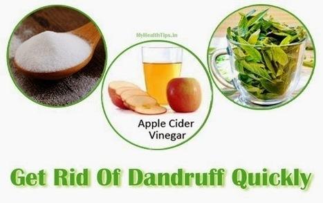 shocked blogger: Natural Ways to Get Rid of Dandruff | Dandruff | Scoop.it