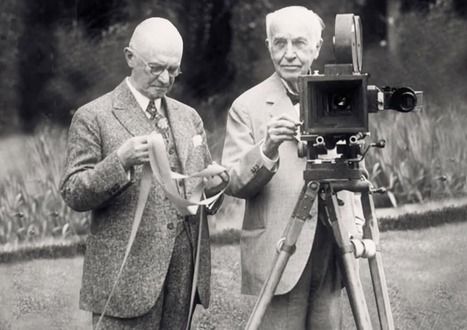 The History of the Movie Camera in Four Minutes: From the Lumiere Brothers to Google Glass | Film History | Scoop.it