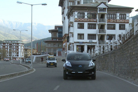 Bhutan turns to Nissan electric vehicles as part of zero-emissions goal - Christian Science Monitor | CARBONyatra Topical | Scoop.it