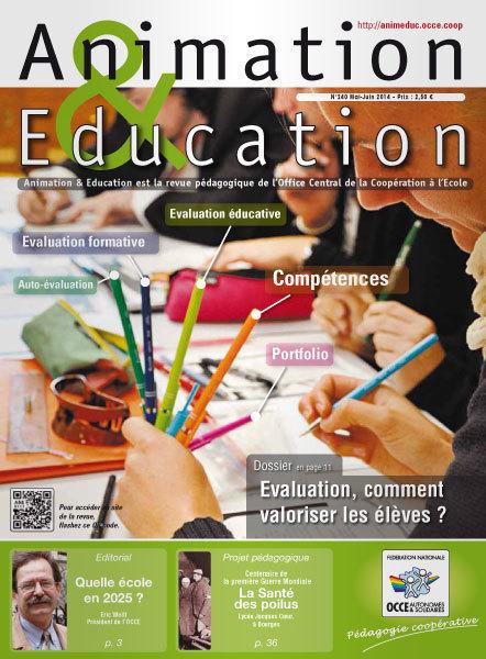 Évaluation, comment valoriser les élèves ? - Animation & Éducation N° 240 (mai - juin 2014) | L'évaluation par contrat de confiance (EPCC) | Scoop.it